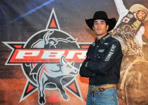 Aaron Roy, Professional Bull Rider.