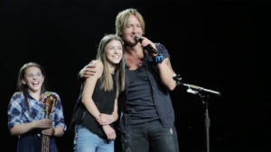 Keith Urban at Rogers Place