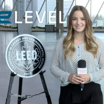 THE FEATURE ON THE LEED SILVER CERTIFICATION