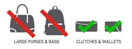 No Bags Policy