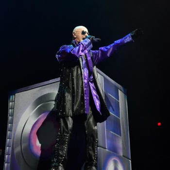 Judas Priest concert at Rogers Place on June 11, 2019