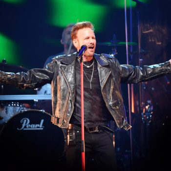 Corey Hart at Rogers Place