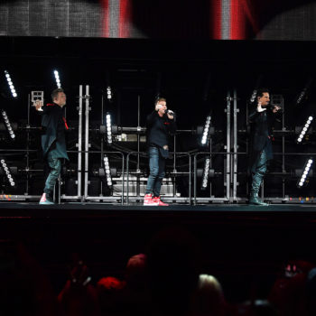 Backstreet Boys Performing at Rogers Place