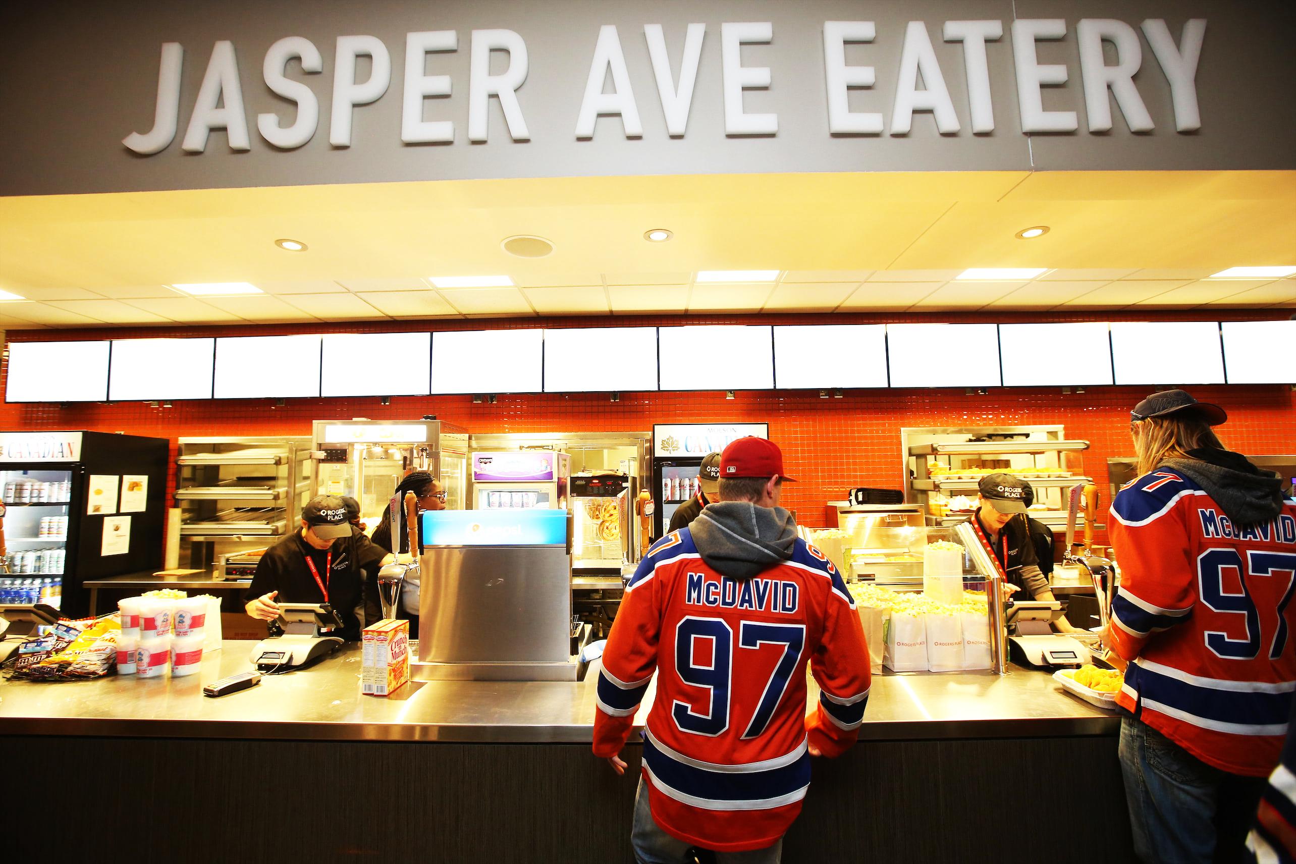 Jasper Ave Eatery