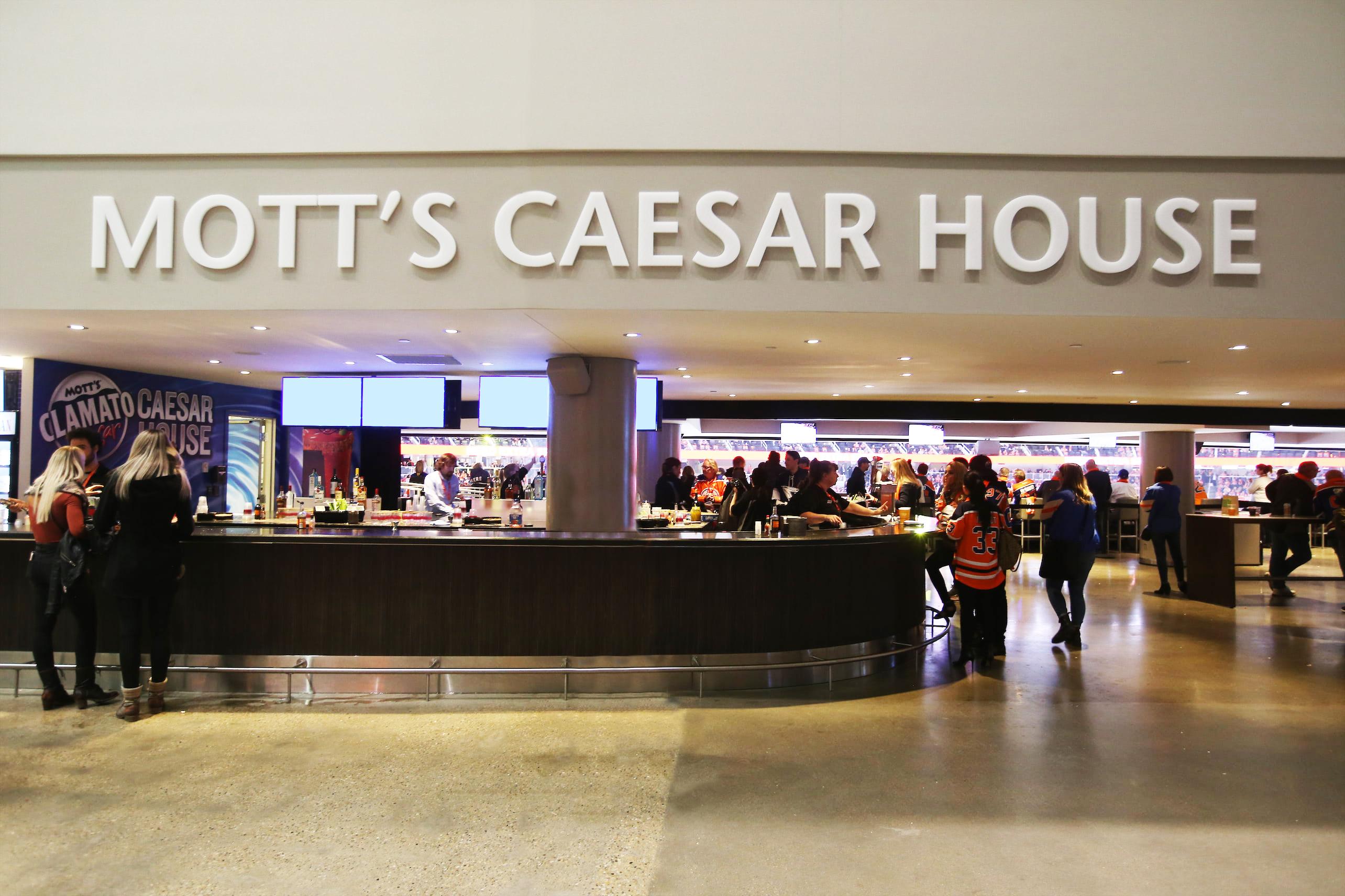 Mott's Caesar House