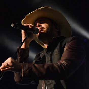 Dallas Smith & Dean Brody performing at Rogers Place