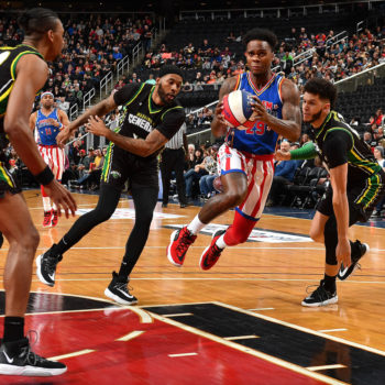 The Harlem Globetrotters at Rogers Place