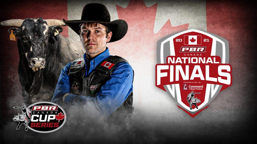 PBR Canada National Finals Logo