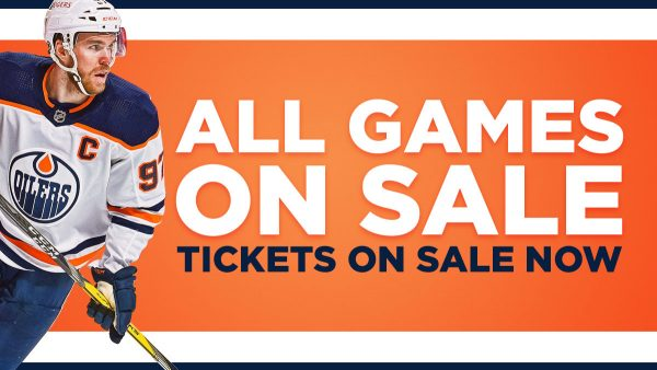 All Oilers Games on Sale