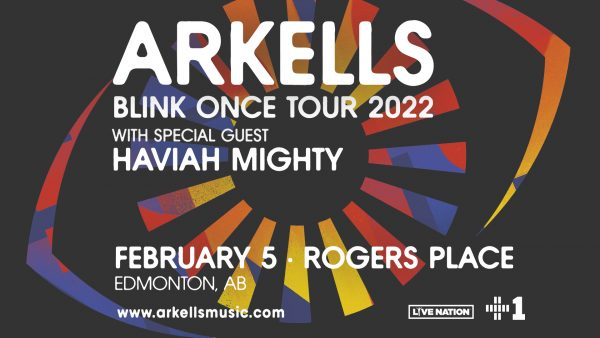 Arkells Blink Twice Tour at Rogers Palce