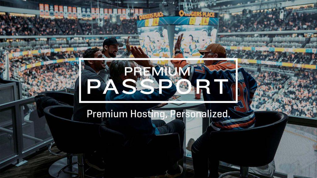 Rogers Place Premium Passport